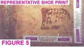 bruno magli photo of heel print