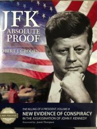jfk assassination cover and robert groden