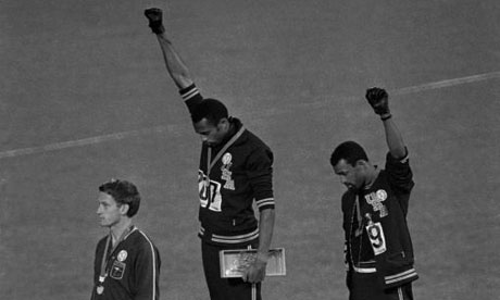TommieSmith and johncarlos