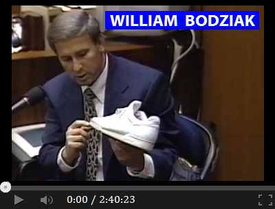 bodziak on the witness stand