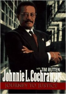 johnnie cochran book cover
