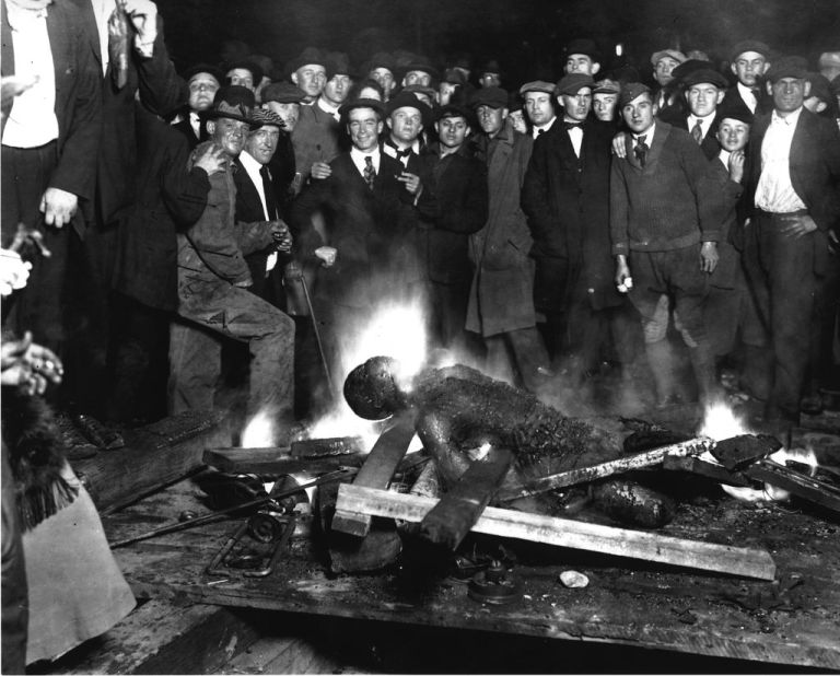 lynching in omaha