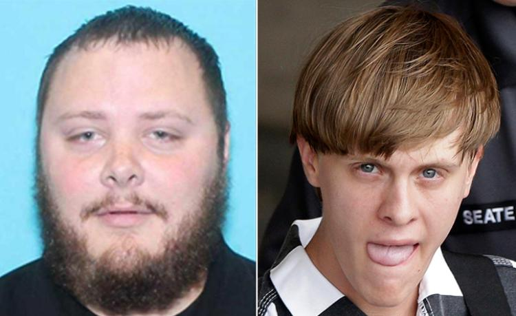 devin kelly and dylan roof photo