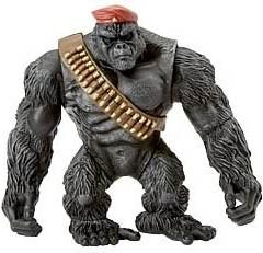 600 lb gorilla with bandalier