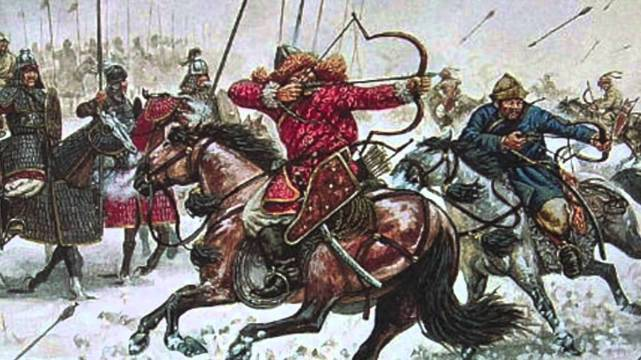 seige of baghdad mongols army