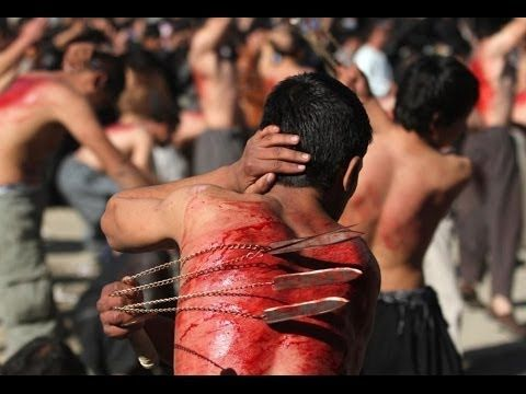 Self flagellation ashura two