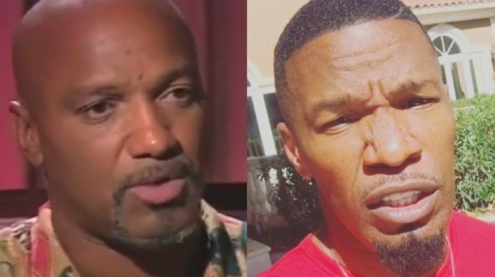 geronimo pratt and jamie foxx
