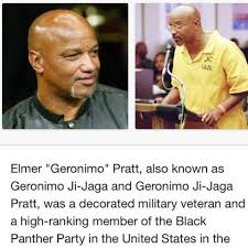 geronimo pratt before the court