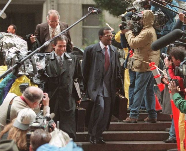 oj simpson images two