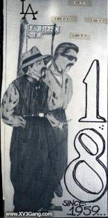 18th street gang
