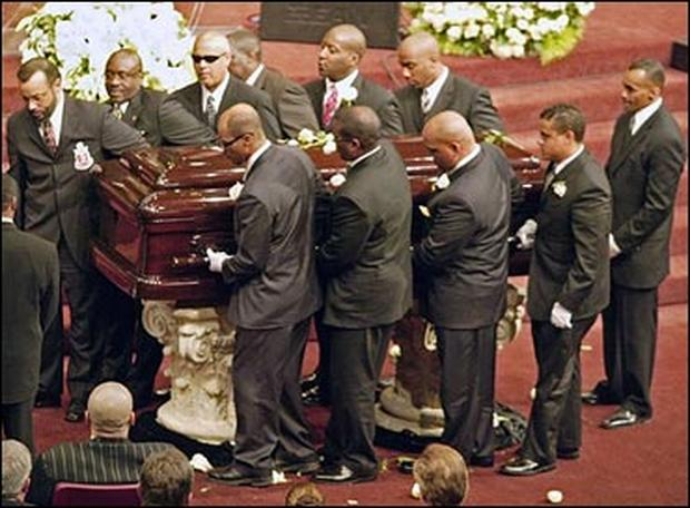 Cochrans funeral