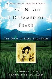 Fred whitehurst returned book to North Vietnamese soldier doctor Dang Thut Tram