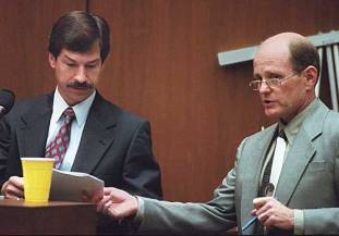 Roger Martz on witness stand