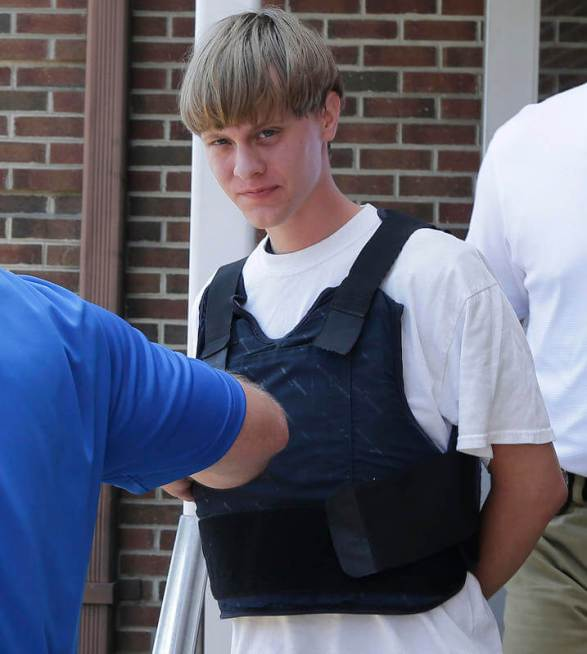 dylann roof two