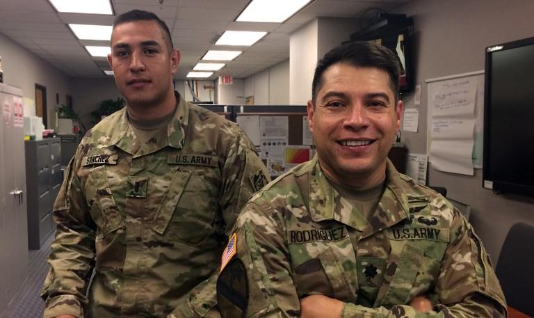 Recognizing Hispanic American Heritage amongst the ranks