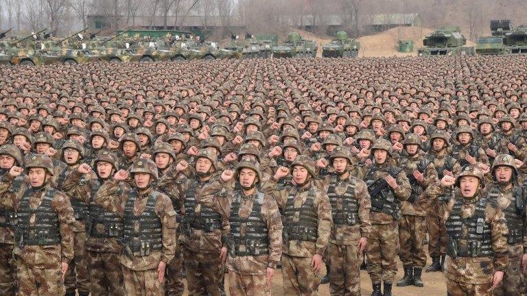 chinas army