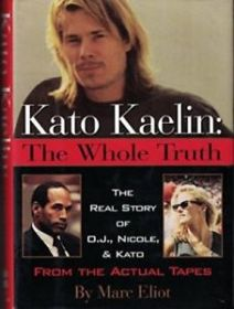 kato kaelin book